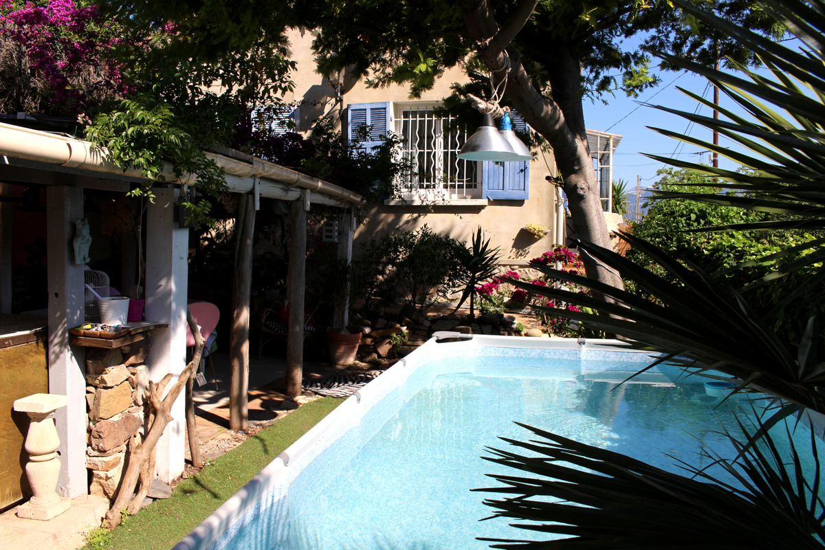 Vente Maison Saint-Mandrier-sur-Mer